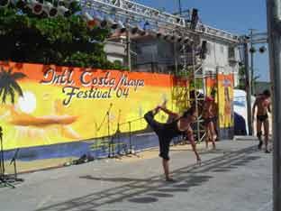 Festival Costa Maya/Belice